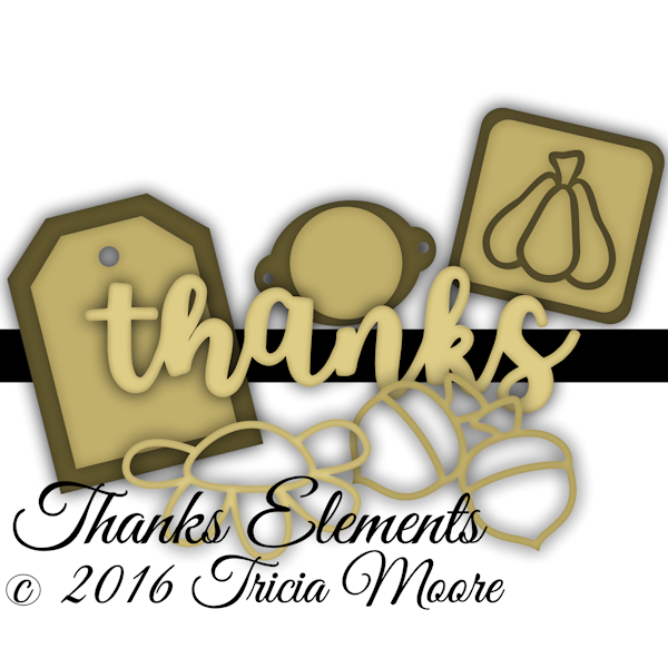 thanks elements cut file svg clipart png tags