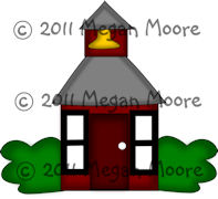 School House Pattern