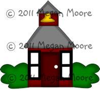 School House Pattern