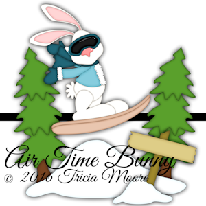 Air Time Bunny