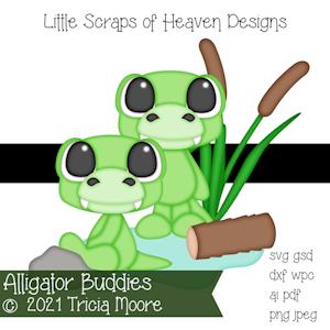 Alligator Buddies