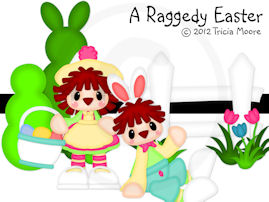 A Raggedy Easter