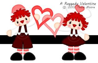 A Raggedy Valentine
