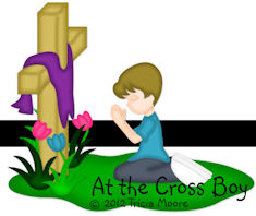 At the Cross Boy