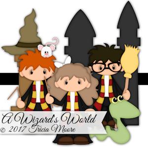 A Wizard's World