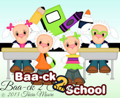 Baa-ck To School