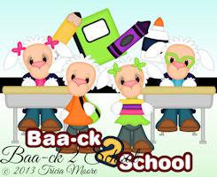 Baa-ck To School