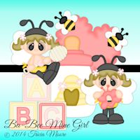 Ba-bee Mine Girl