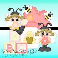 Ba-bee Mine Girl