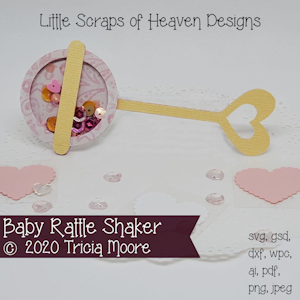Baby Rattle Shaker