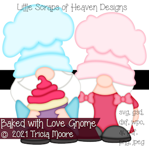 Baked with Love Gnomes