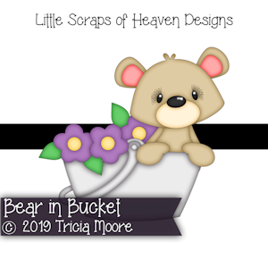 Bear in Bucket