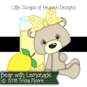 Bear with Lemonade