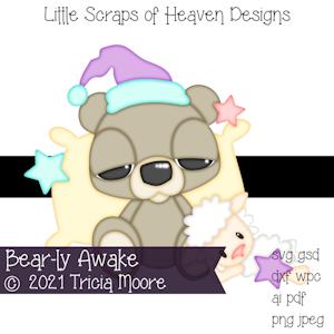 Bear-ly Awake