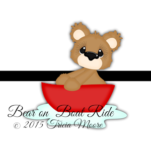 Bear on Boat Ride