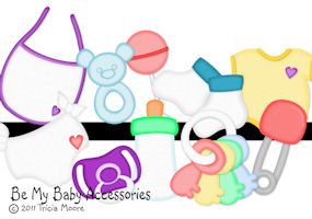 Be My Baby Accessories Collection