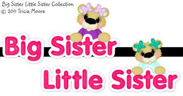 Big Sister Little Sister Bears