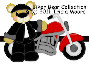 Biker Bear Collection