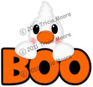 Boo Title