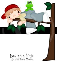 Boy on a Limb