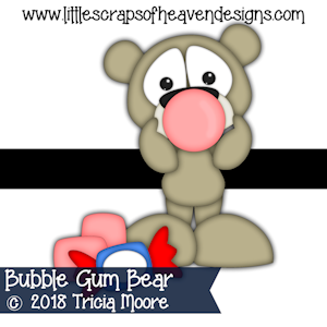 Bubble Gum Bear