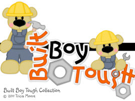 Built Boy Tough Collection