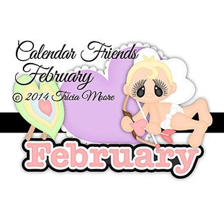 cf February