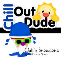 Chillin Snowcone Collection