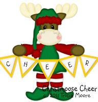 Christmoose Cheer Pattern