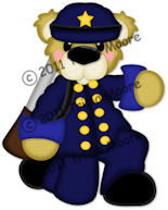 Civil War Bear Pattern