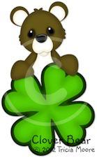 Clover Bear