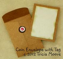 Coin Envelope