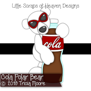 Cola Polar Bear
