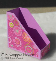Mini Cropper Hopper