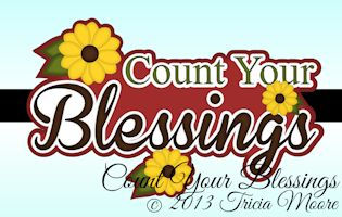 Count Your Blessings Title