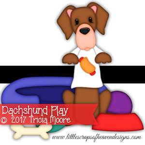 Dachshund Play