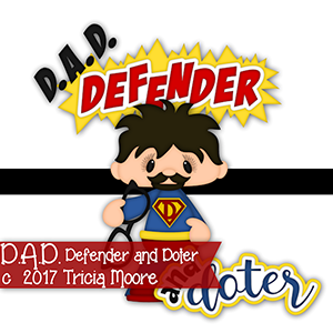 Dad Defender and Doter