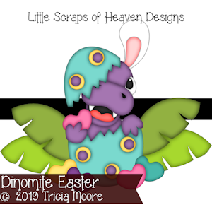 Dinomite Easter