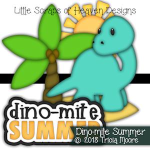 Dino-mite Summer