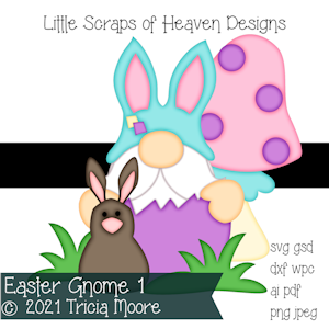 Easter Gnome 1
