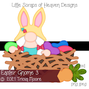 Easter Gnome 3