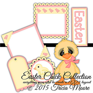 Easter Chick collection