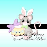 Easter Mouse