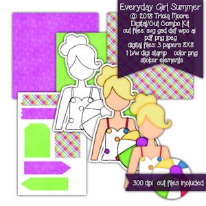 Everyday Girl Summer