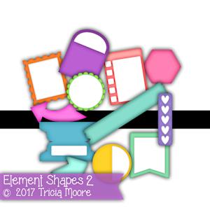 Element Shapes 2