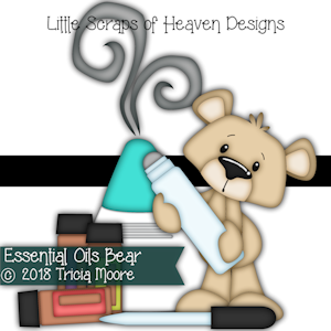 Essential Oils Bear