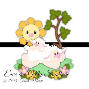 Ewe are My Sunshine