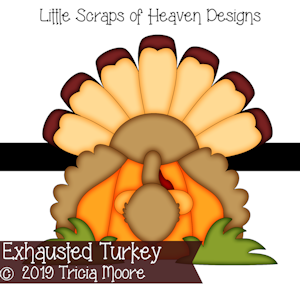 Exhausted Turkey