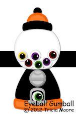 Eyeball Gumball