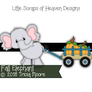 Fall Elephant